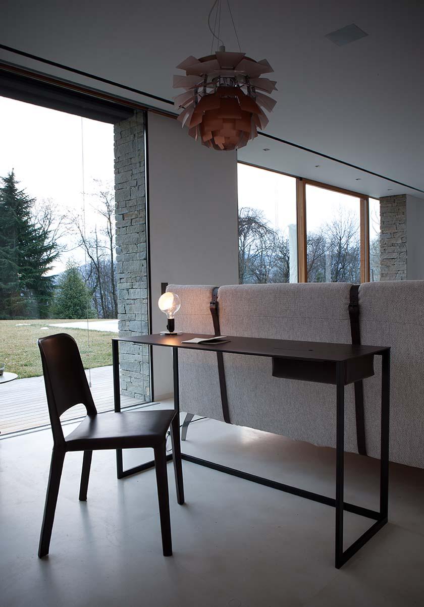 Le case di arredativo stanza ufficio in minimal style for Design stanza ufficio