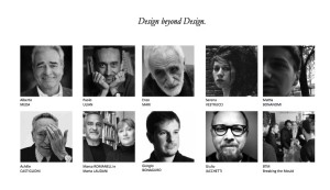 Design Beyond Design - Design the Italian Excellence