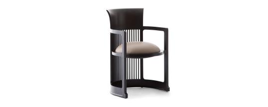 Barrel chair arredativo design magazine for Sedia barrel wright
