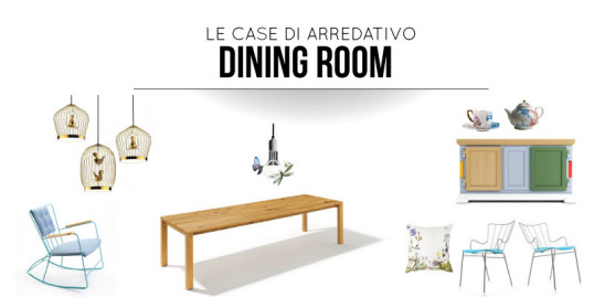 Le case di arredativo sala da pranzo in stile country for Costruttori di case in stile country