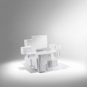 Nucleo Primitive armchair poltrona Courtesy ammann // gallery