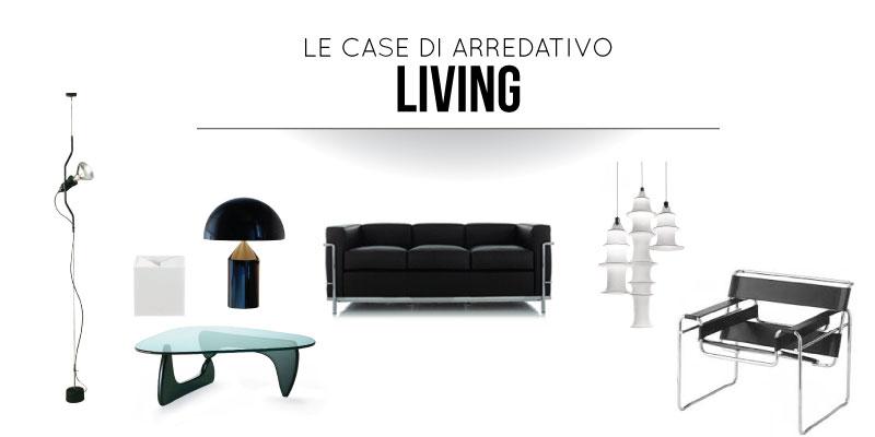 Le case di arredativo design cult selezionati per il for Le case design