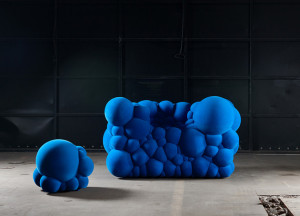 light-blue-sofa-and-stool-made-from-upholstered-foam
