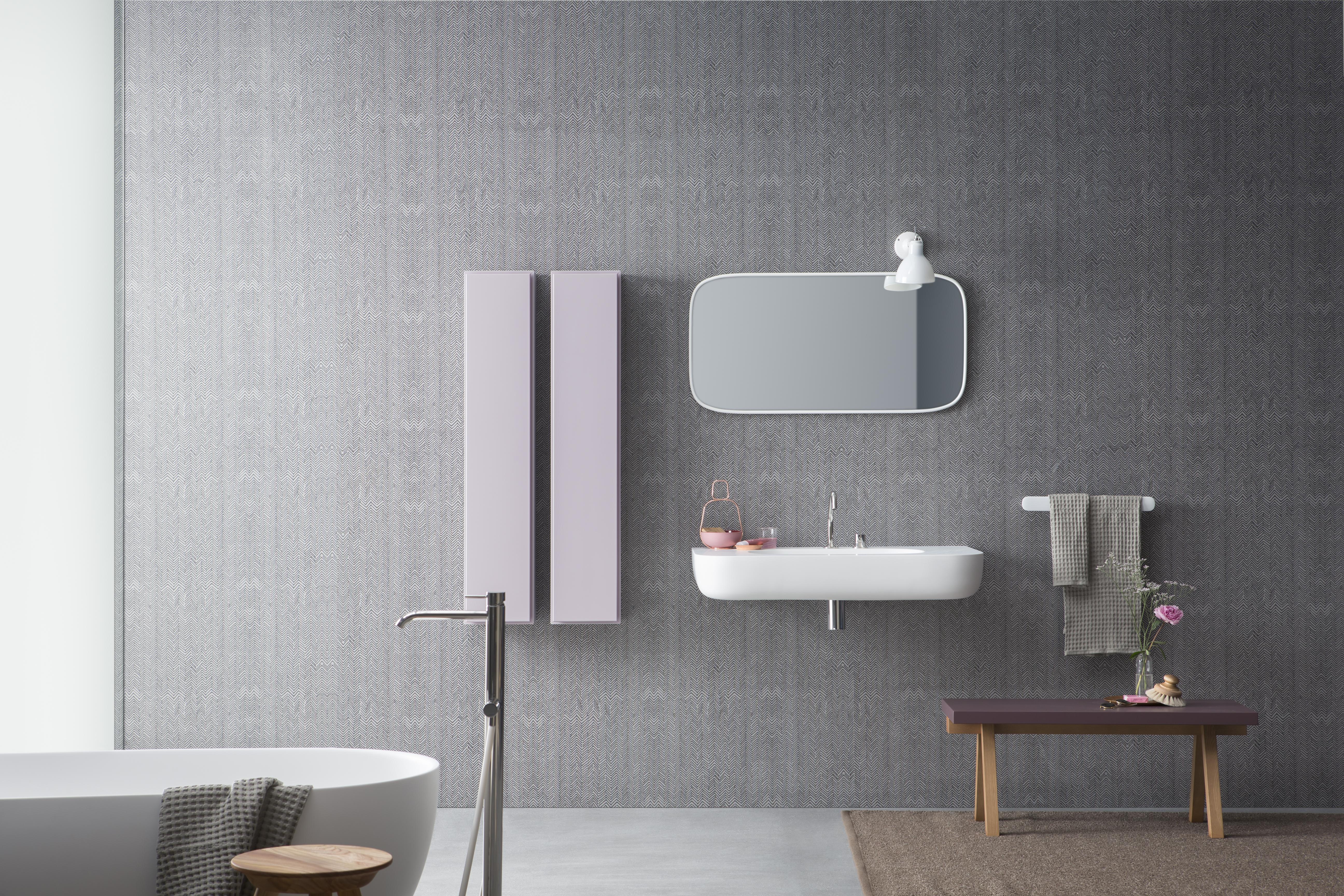 Sala Da Bagno Lusso : Rexa design nuove atmosfere nella stanza da bagno arredativo