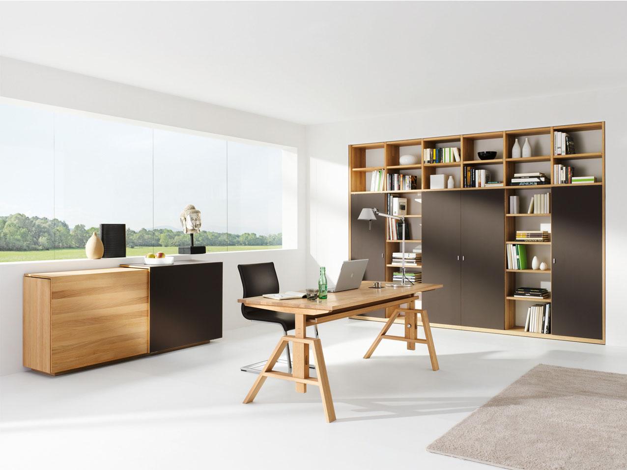 profumare ambiente studio in legno