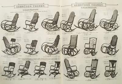 Sedia A Dondolo Thonet Originale.Sedie A Dondolo Thonet Arredativo Design Magazine