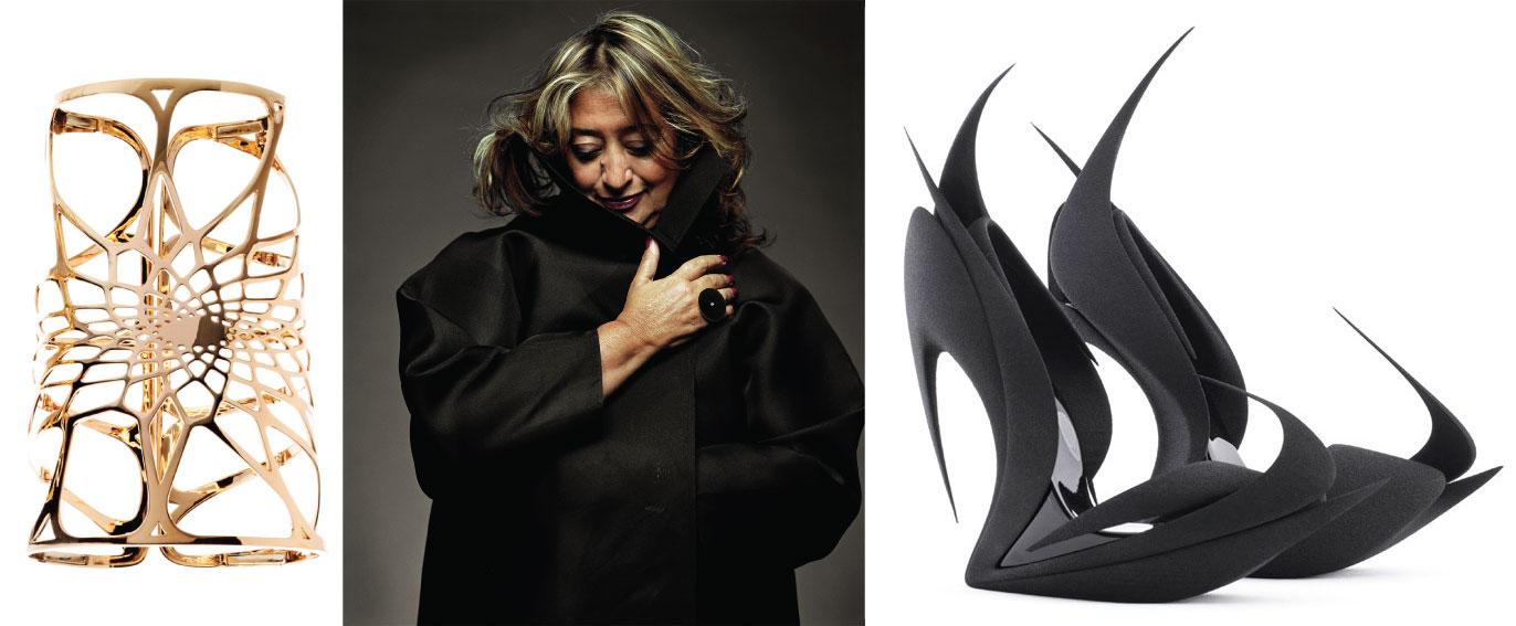 Zaha hadid fashion designer arredativo design magazine for Divano zaha hadid