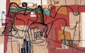 Le Corbusier - Je revais - 1963