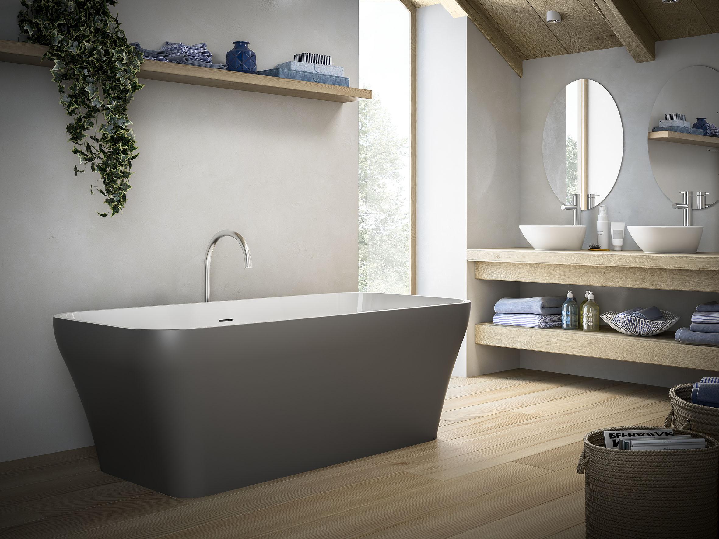 Vasca Da Bagno Galassia : Vasche: 5 soluzioni freestanding arredativo design magazine