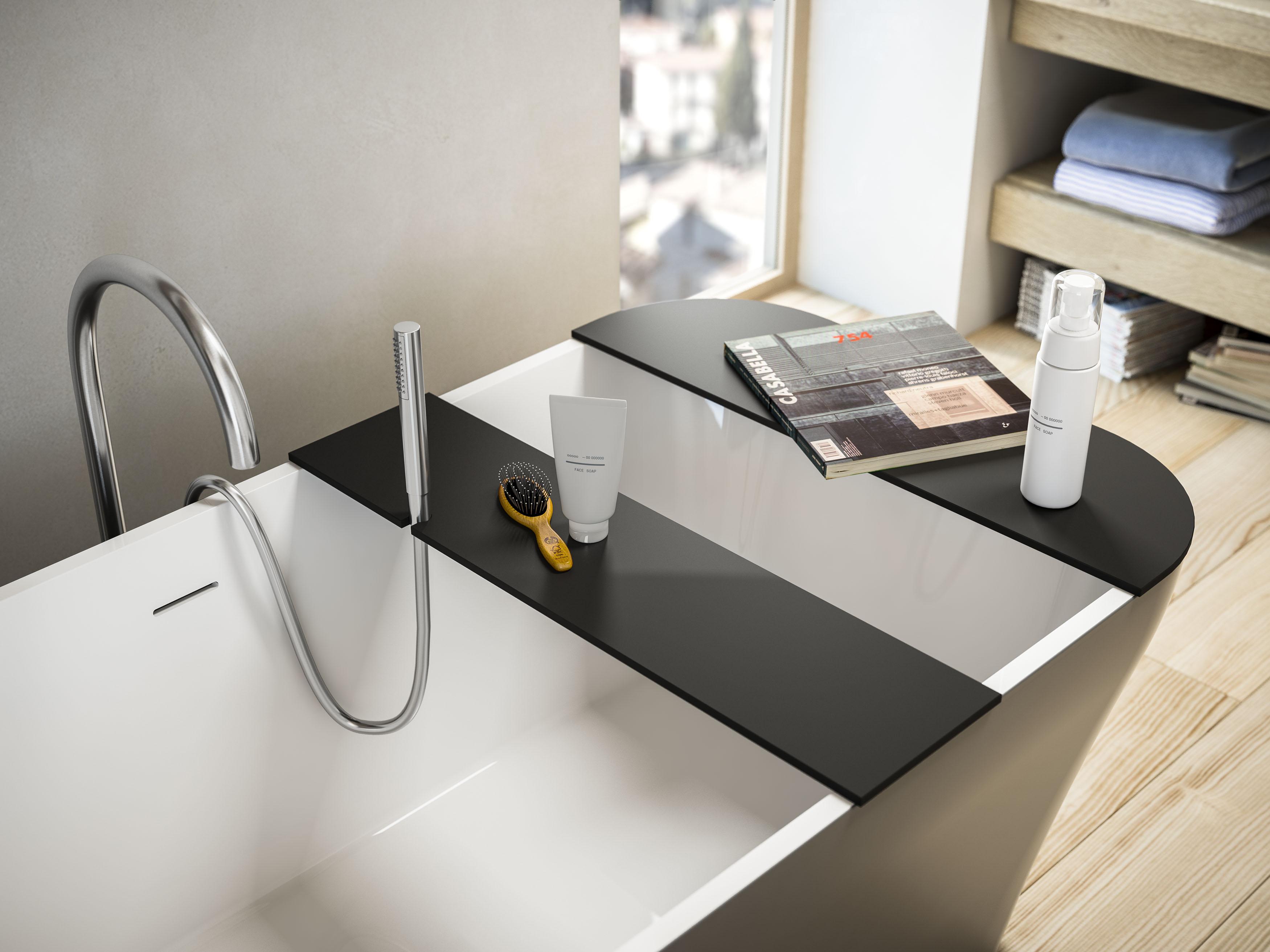 Vasca Da Lavare In Cemento : Vasche soluzioni freestanding arredativo design magazine