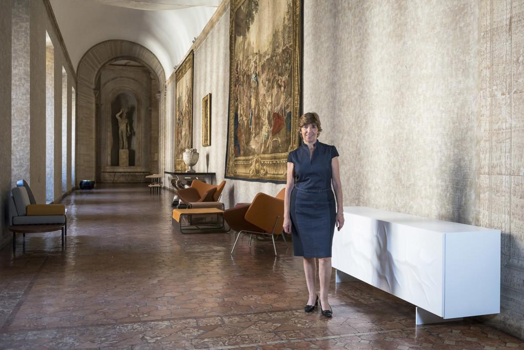 Catherine_Colonna_Snow_©Ambassade de France en Italie_S. Luciano