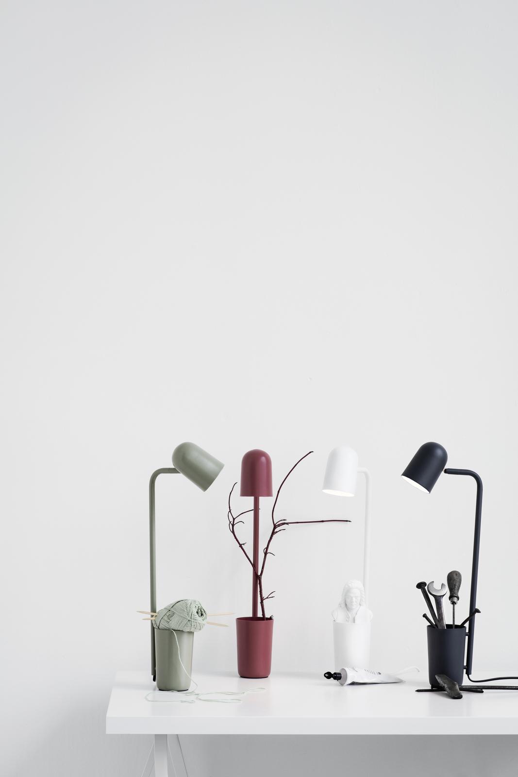 Nordiche atmosfere le lampade design arredativo design for Lampade design