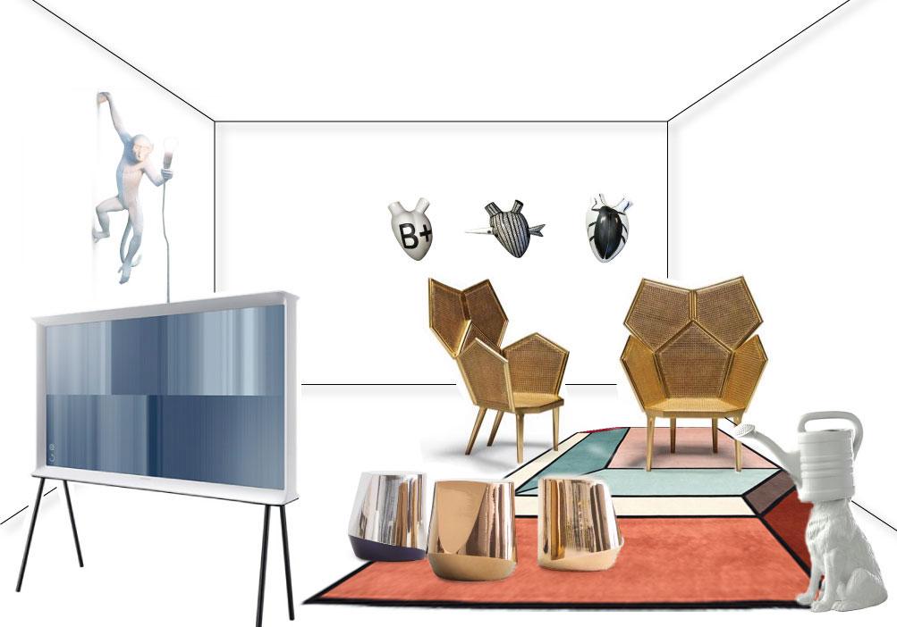Strange things interior design arredativo design magazine for Interior design things