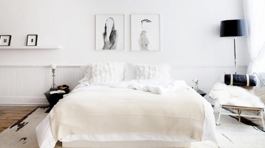 Idee per una camera da letto troppo bianca - Arredativo ...