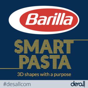 Smart Pasta. Concorso Desall per Barilla