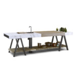Banco Kitchen Table