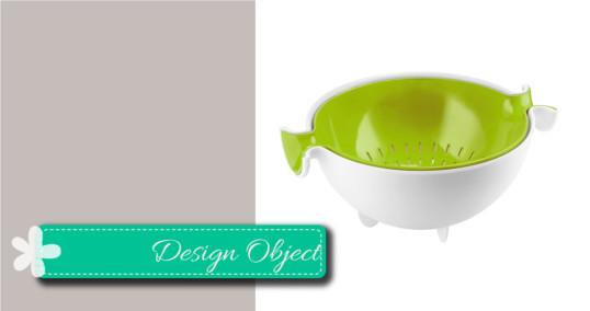 Design Object: Spin & Drain di Guzzini - Arredativo Design Magazine