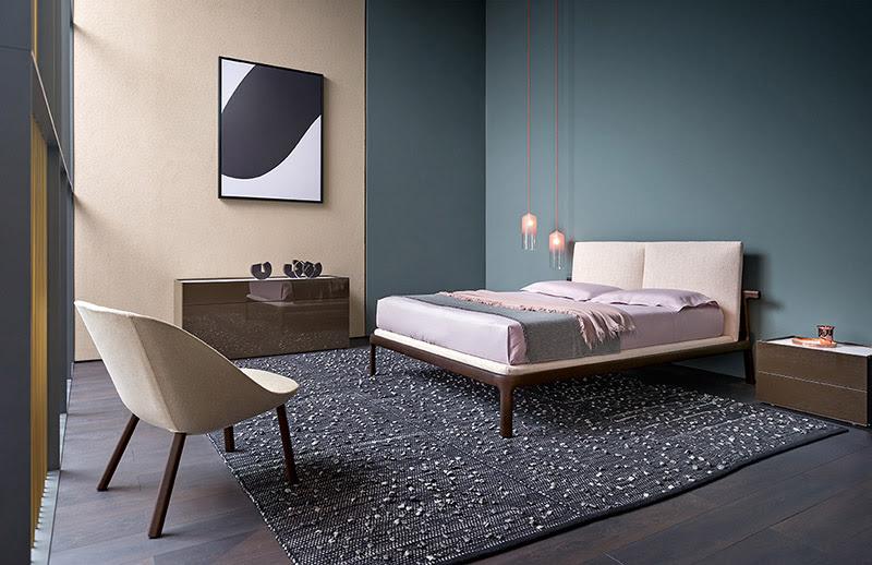 Dolce dormire... i letti di tendenza - Arredativo Design Magazine