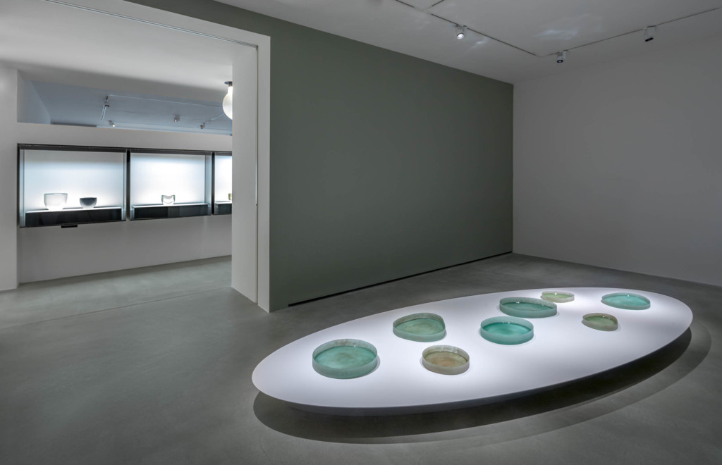 Martin Szekely, Plats, installation view, ph. Enrico Fiorese