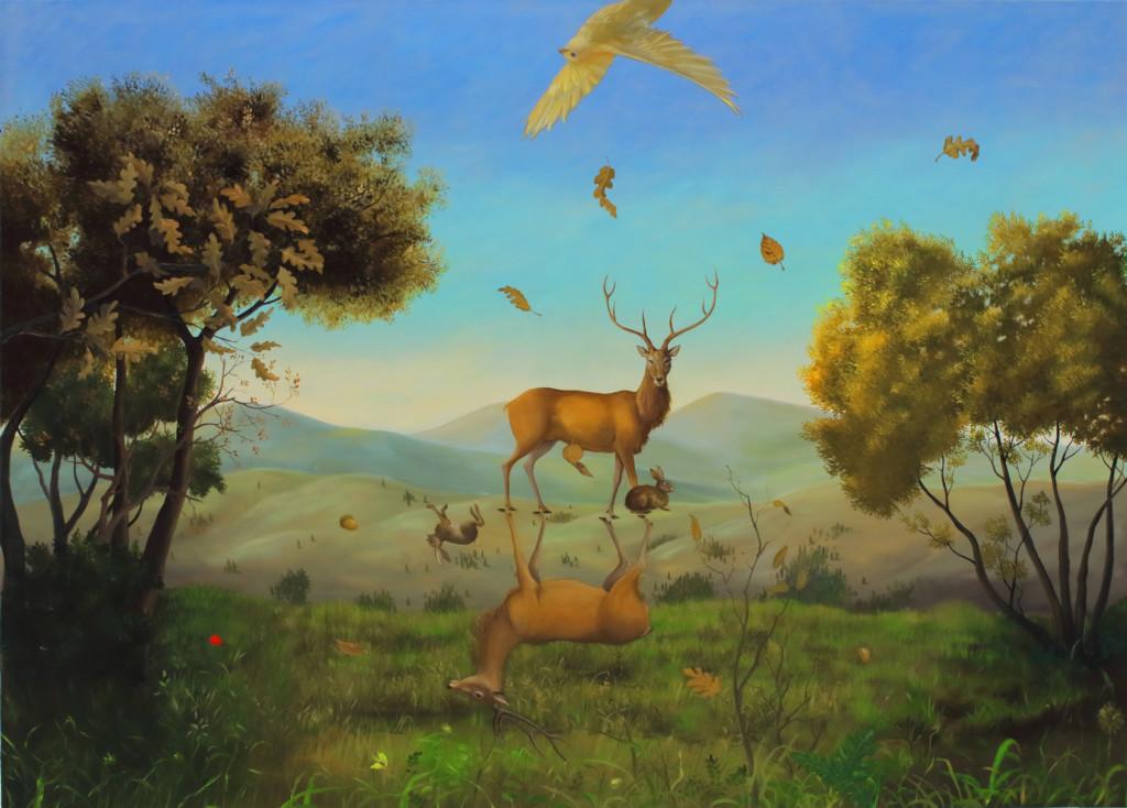 Antonio Sofianopulo, Frammenti di un mondo conosciuto, 2015