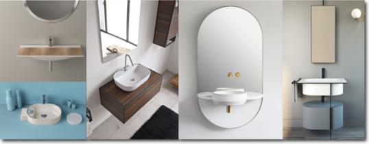 Selezione 10 lavabi che dettano nuove tendenze - Nuove tendenze bagno ...