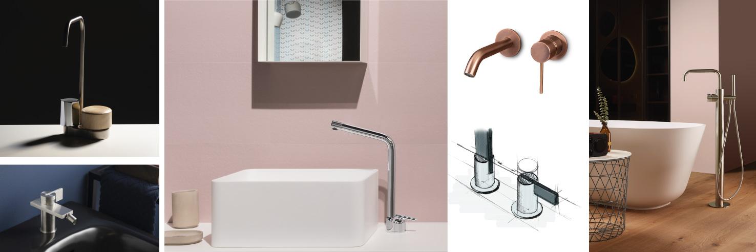 Rubinetterie 6 nuovi prodotti per il tuo bagno - Il bagno magazine ...