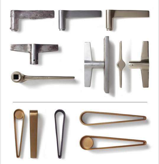 100 Anni Di Maniglie Olivari In Mostra A Parigi Arredativo Design