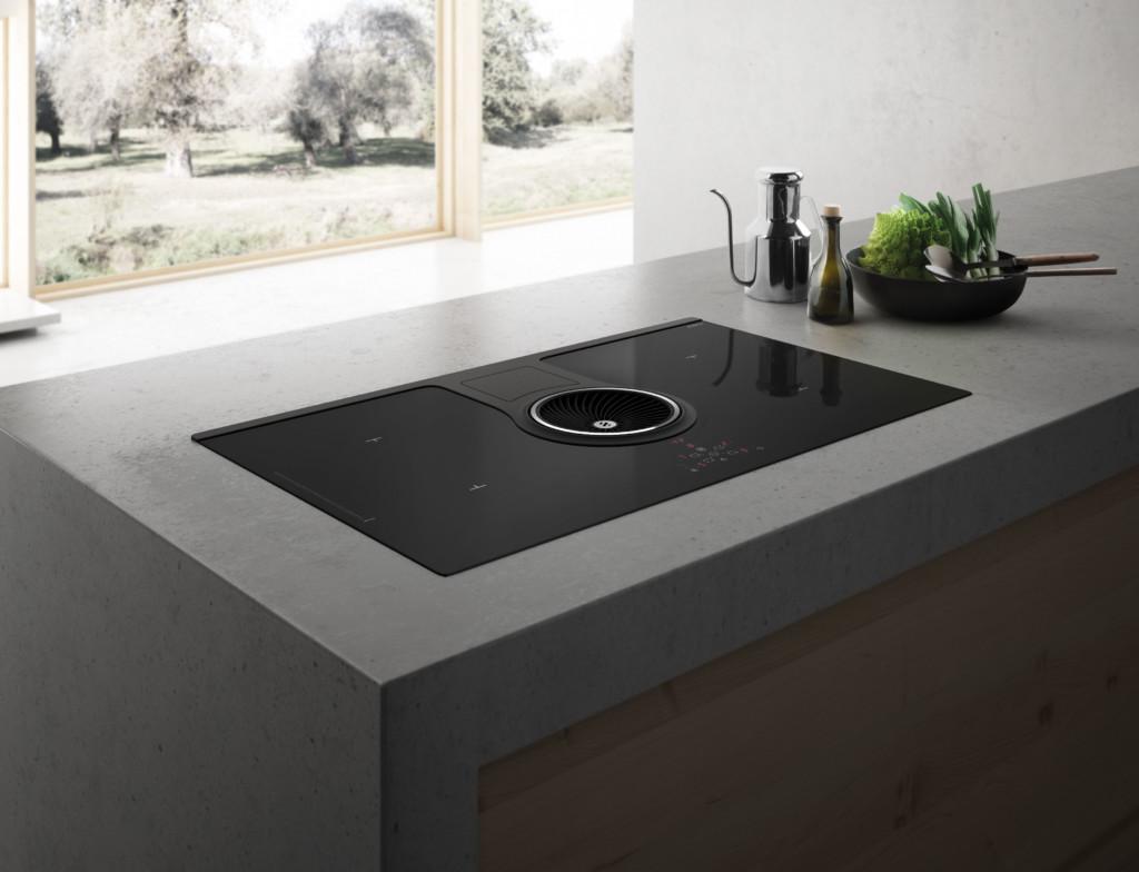 Tecnologia in cucina: cappe a scomparsa o d\'arredo ...
