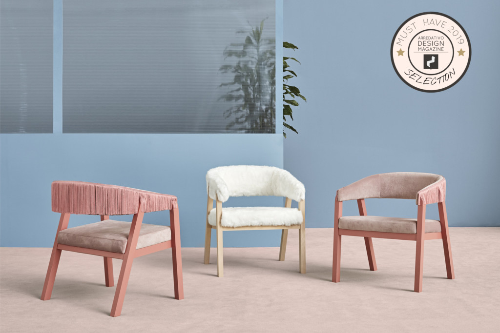 Oslo Armchair Di Missana Arredativo Design Magazine