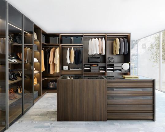 Armadi e cabine armadio: lo stile e l\'organizzazione ...