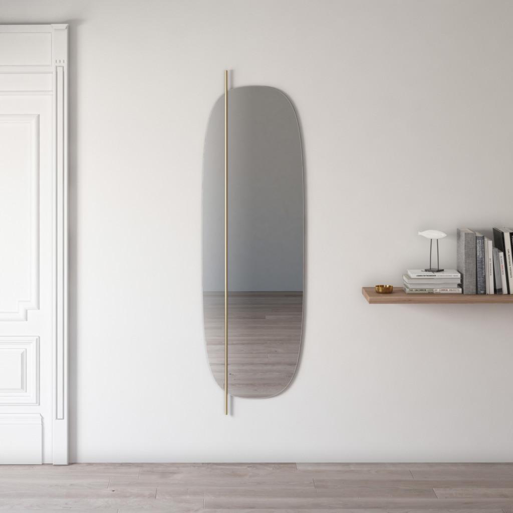 Pareti A Specchio Design specchi: le ultime tendenze - arredativo design magazine