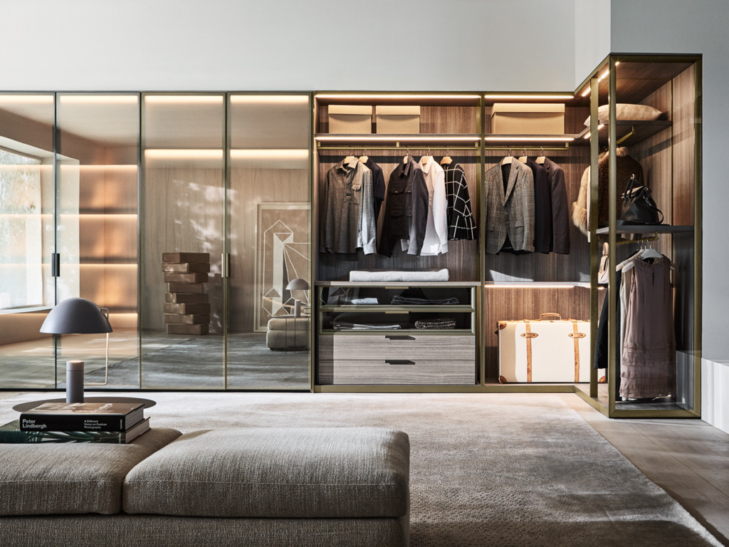 Specchio Dentro Anta Armadio dentro l'armadio: organizazione interna - arredativo design