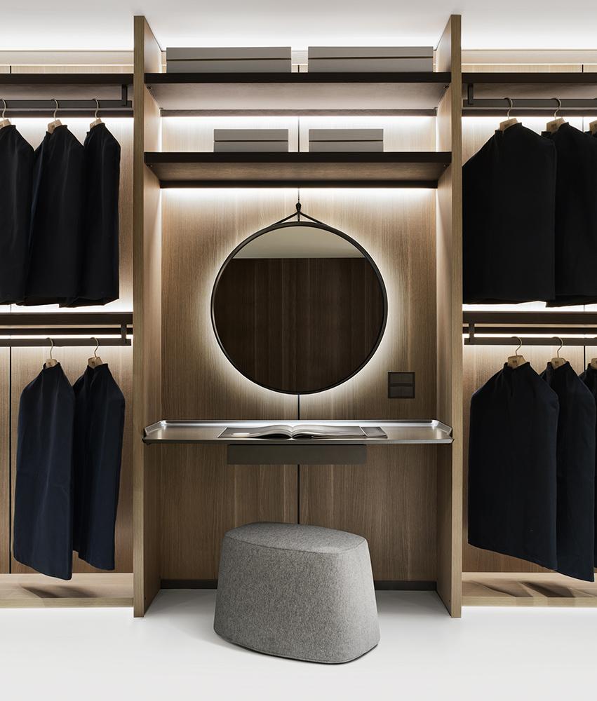 Dentro l'armadio: organizazione interna - Arredativo ...