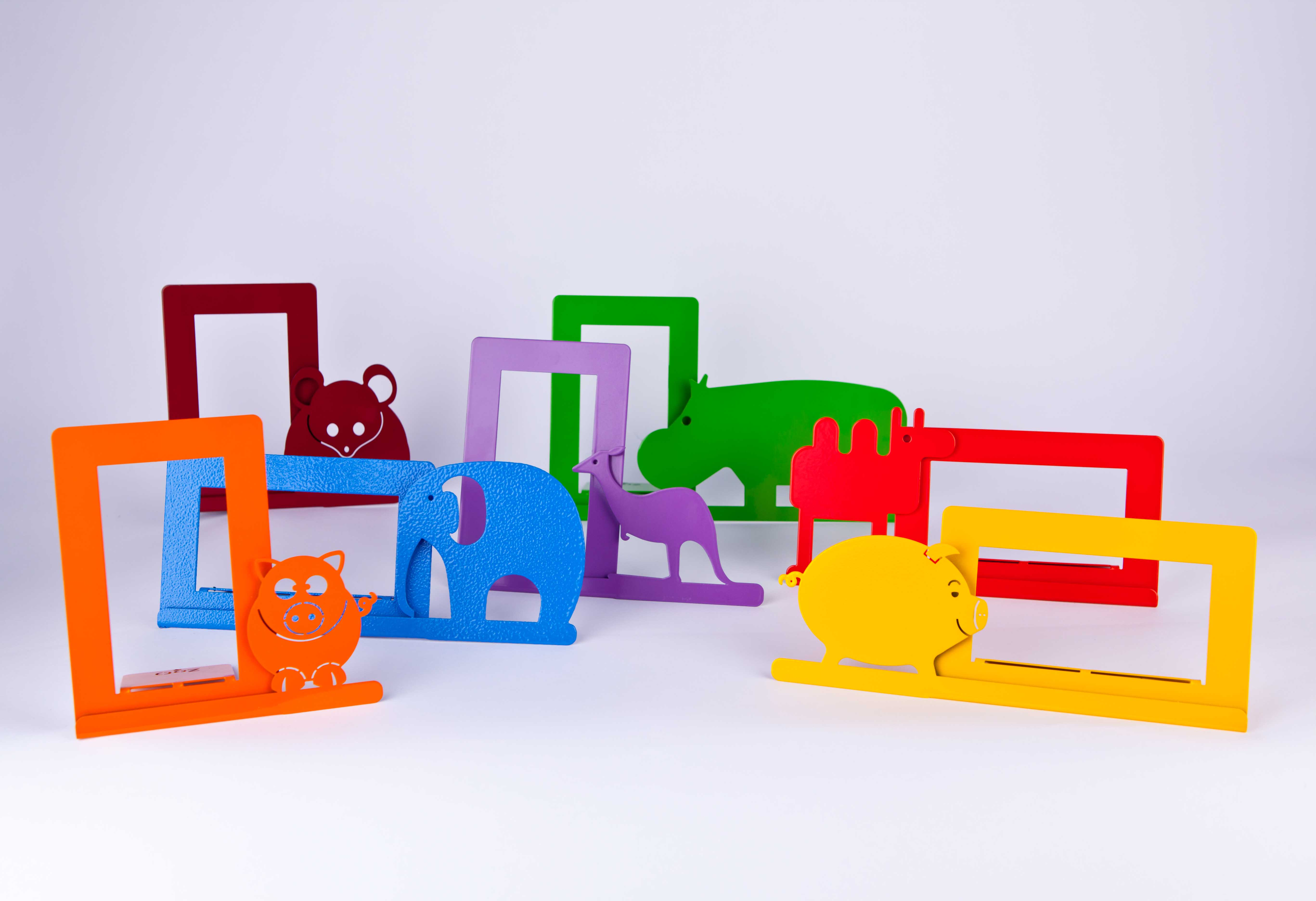 Portafoto zoo arredativo design magazine for Aziende design