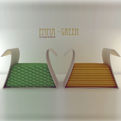 Emma Green di Sand & Birch